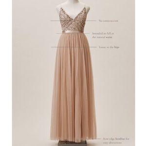 BHLDN Avery Bridesmaid/MOH Dress